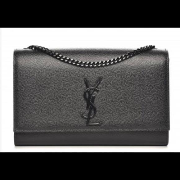 327a1f3ee8e1 SAINT LAURENT Grain De Poudre Medium Classic Kate.  M 5c3ceacade6f62b70e9e39d3. Other Bags you may like